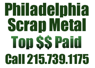 Philadelphia Scrap Metal Buyer